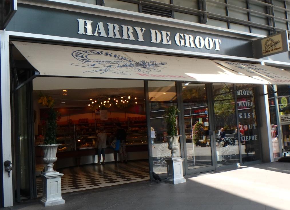 Ambachtelijke bakker Harry de Groot - Winkelcentrum Weidevenne